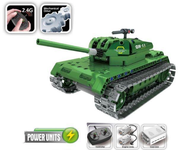 Mechanical Master QH-11 Vojenský tank