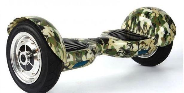 Hoverboard Off road s bluetooth reproduktorem a dálkovým ovladačem