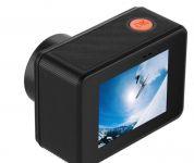 4K sportovní vodotěsná kamera 30FPS, objektiv 160p, 20MP CMOS, 2 palcový displej, WiFi