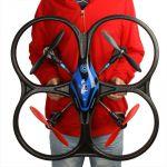 Dron Explorers 60,45 cm BEZ KAMERY se střídavými motory