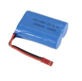 Baterie Li-Ion 1000mAh 6.4V JST