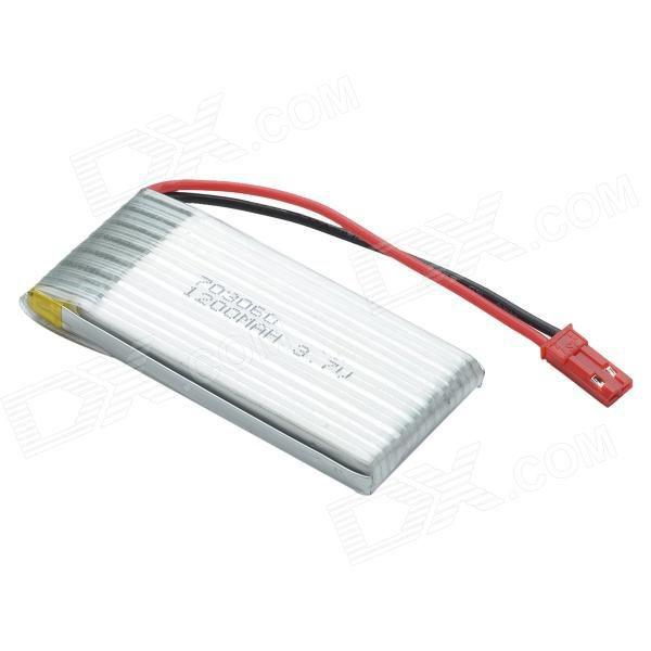 Baterie LiPol 1200mAh 3,7V