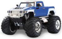 Závodní RC Mini Hummer 1:43 27Mhz modrý