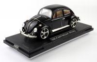 Volkswagen Beetle model autíčka 1:18 černý