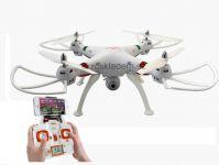 K800B WIFI 52cm EVOLUTION PRO nejhezčí dron na trhu s kamerou, online přenosem, 4 baterie navíc!