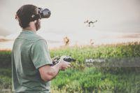Stunt Dron s živým HD přenosem obrazu do VR brýlí MASTER PRO 2 baterie navíc!