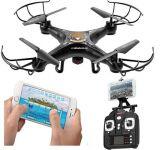 Bezporuchový DRON K300CW 31cm 2.4G s online přenosem videa