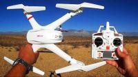 Dron X101 MJX BEZ KAMERY 50cm s odpruženým držákem kamery