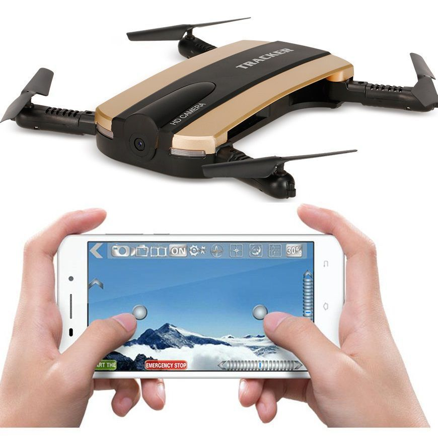 dron-gyro-tracker