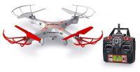 STRIKER Dron XA-6 38cm MASTER PRO 2ks baterie navíc s kamerou a návratovým tlačítkem