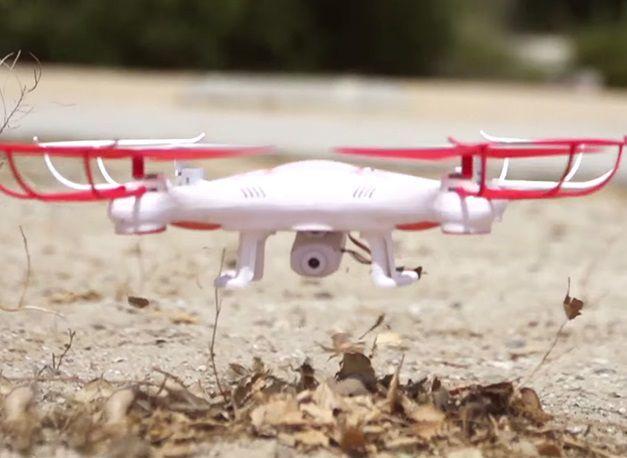STRIKER Dron XA-6 38cm s kamerou a návratovým tlačítkem EVOLUTION ... 50926f65ea