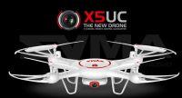 Syma X5UC Dron s barometrem, HD kamerou EVOLUTION PRO Sada 4 baterií + USB nabíječka!
