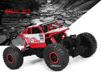 Rock Truck Maistro RACER PRO 2,4Gh 27cm do extrémního terénu, červený