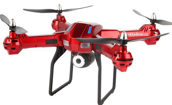 Dron L5 s HD kamerou- barometrem-tlačítkem návrat-EVOLUTION PRO ... c9d2b7b635