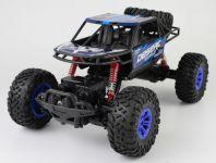 Hbitý terénní RC Crawler Horolezec 30cm 4x4 2.4GHz, modrý