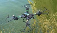 TRACKER Odolný dron 34cm s HD kamerou, černý
