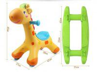 RCskladem, RCdarky, Dětské odrážedlo, dětská houpačka, odrážedla, šlapadla, Fischer Price, Rockin Tunes giraffe
