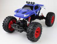 RC Terénní auto Rock Buggy Pickup 30cm 4x4 2.4GHz, modrý
