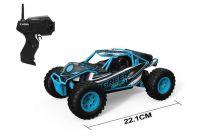 Nejlevnější pouštní bugy 4x4 2.4GHz 25km/h, modrá