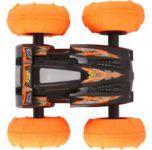 EXTREME Stunt Surmount Mini, 2.4Ghz, 15cm, nezastavitelný teréňák, oranžový