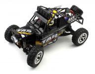Extrémně rychlá čtyřkolka CRAWLER KING 1:18, 28cm, 40km/h, černá