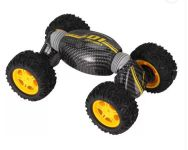 Hyper Active Carbon Stunt TRANSFORMUJÍCÍ 4WD RC off-road auto 2.4GHZ