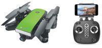 Lead Honor skládací dron Storm LH-X28 s WiFi a HD kamerou, zeleno-černý