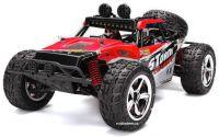 Nádherná Buggy Storm Desert 45km/hod 4x4 41cm, která svítí!! červená