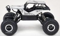 Nejhezčí Rock Truck Crawler 2,4Gh 28cm s kovovou kabinou, stříbrný