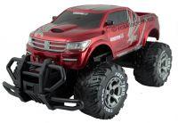 Offroad Truck s nabíjecí baterií 1:12, 40cm, Ideální pro začátečníky, červený