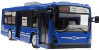 RC Autobus 33cm 2,4 GHz s otvíracími dveřmi, modrý