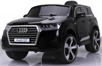 BIG BOY AUDI Q7 Dětské elektrické vozítko černé