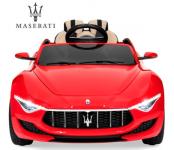 BIG BOY MASERATI ALFIERI Dětské elektrické vozítko