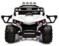 BIG BOY POLARYS 4WD Dětské elektrické vozítko, bílá