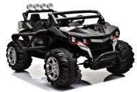 BIG BOY POLARYS 4WD Dětské elektrické vozítko, černá