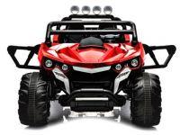 BIG BOY POLARYS 4WD Dětské elektrické vozítko, červená