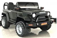 Speciální Edice JEEP OFFROAD 4WD - dětské elektrické vozítko, černý