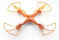 HO-IO Akrobatický dron HO-1O 21cm ideální pro začátečníky, oranžový