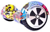 Hoverboard s bluetooth reproduktorem a dálkovým ovladačem Street