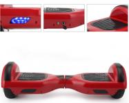hoverboard-červený