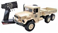 Truck-M3S-Military-Model
