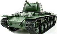 Tank 1/16 Russia KV-1S Ehkranami 3878-1 50cm s kouř. efektem