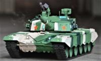 HENG LONG RC Tank 1/16 ZTZ 99MBT kouř., střelba a zvuk. efekty plný kovových dílů!