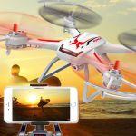 Syma X54HW 31cm 2,4 GHz s WiFi kamerou a barometrem, bílá