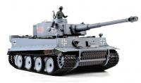 HENG LONG GERMAN TIGER 1 1:16 2.4GHz RC tank s kouřem, střelbou a zvuky