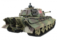 HENG LONG RC Tank 1/16 German King Tiger Henschel Turret (Tiger II)