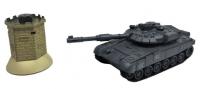 HENG LONG RC Bojující tank T90 s obrannou věží nová dimenze zábavy