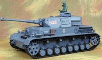 HENG LONG RC Tank Panzer IV plastový s kouřem