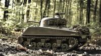 HENG LONG RC Tank 1/16 US M4A3 SHERMAN