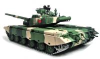 HENG LONG RC Tank 1/16 ZTZ 99A MBT kouř., střelba a zvuk. efekty plný kovových dílů!